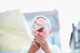 Juegos, helados, postres y mas en  Harina Gourmet