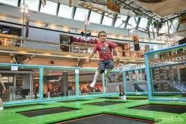 Salta en Coney Jump - Mall Arauco San Antonio