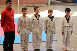 Clases de Taekwondo para niños