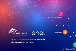 """Planetario de Santiago: """"La Energía del Universo en Casa"""""""