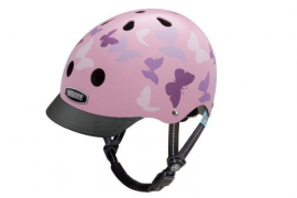 Casco Little Nutty Mariposas XS