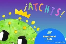 Libro Online: Atchis - Un bicho gigante, peludo y espeluznante