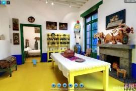 Tour 360 Casa Museo Frida Kahlo