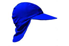 Gorrito legionario azul UPF50+