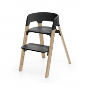 Silla Steps Black