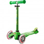 Scooter Micro Mini Deluxe Verde