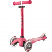 Scooter Micro Mini Deluxe Rosado