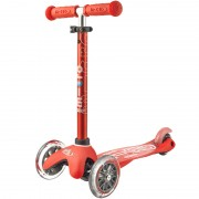 Scooter Micro Mini Deluxe Rojo
