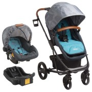 Coche Travel System Nexus - Turquesa