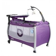 Cuna Pack & Play RS-6080-4 Morado
