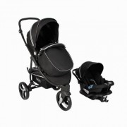 Coche Travel System Gamma RS-13770-3 Negro