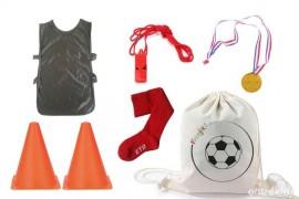 Disfraz Fútbol Negro
