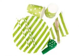 Pack Cumpleaños 12 niños Verde