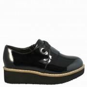 Zapato Charol Niña Negro Fagus 2FZ6820