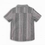 Camisa Casual Gris