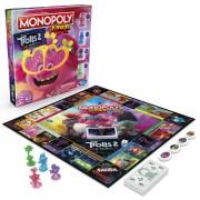 Monopoly Junior Trolls 2 Gira Mundial
