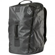 Mochila Bicicleta Transition Duffle Negro Fox.