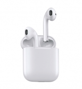 Audífonos Lhotse Bluetooth Inalámbrico Rm12 Blanco