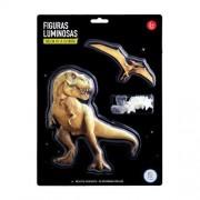 Set 25 Figuras Luminosas 3D Adhesivas Variedades