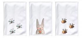 Pack 3 Tutos - Conejo Corazón