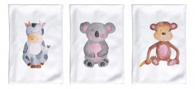 Pack 3 Tutos - Animales Acurela