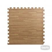 Alfombra de Goma Eva diseño madera