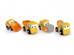 Set de autos de construcción