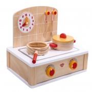 Cocina de madera Tooky Toy