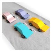 Auto de Madera Colores