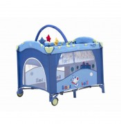 Cuna Pack & Play Baby Way Azul
