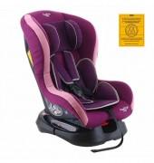 Butaca De Auto Baby Way Reclinable Morado Bw-737M19