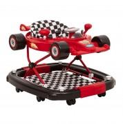 Andador Balancin Auto Carrera Baby Way Rojo
