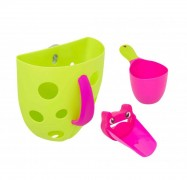 Set De Baño Tina Baby Way Fucsia