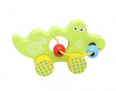 Juguete Didactico Cocodrilo Baby Way