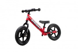Strider 12 Sport Roja – Bicicleta Balance Sin Pedal