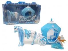 Carruaje Princesa Azul