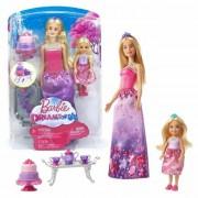 Barbie Villa Caramelo Princesa Y Chelsea Fpl88