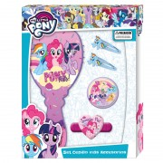 Set Cepillo Y Pinches My Little Pony