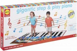 Alfombra piano musical gigante