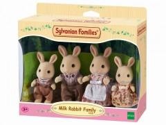 Familia conejos milk