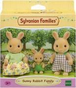 Familia conejos sunny