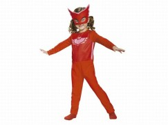 Pj Masks - Disfraz Owlette Basico