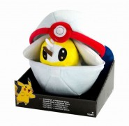 Pokemon - Peluche - Cutiefly Y Premier Ball - Tomy