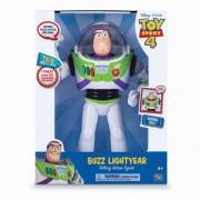 Toy Story 4 - Buzz Lightyear - Figura De Acción Parlante - Español