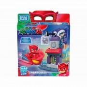 Pj Masks - Owlette Vs Luna - 26 Pcs - Mega Bloks