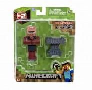 Minecraft - Overworld -Blacksmith Villager - Series 2