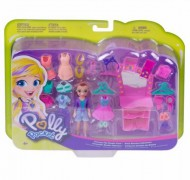 Polly Pocket - Pack Diseños Fabulosos - Mattel