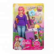 Barbie - Daisy - Vamos De Viaje - Dreamhouse Adventures