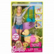 Barbie - Paseo De Perrito - Dwj68