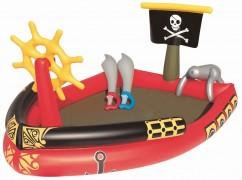Centro De Juego Bestway Pirata